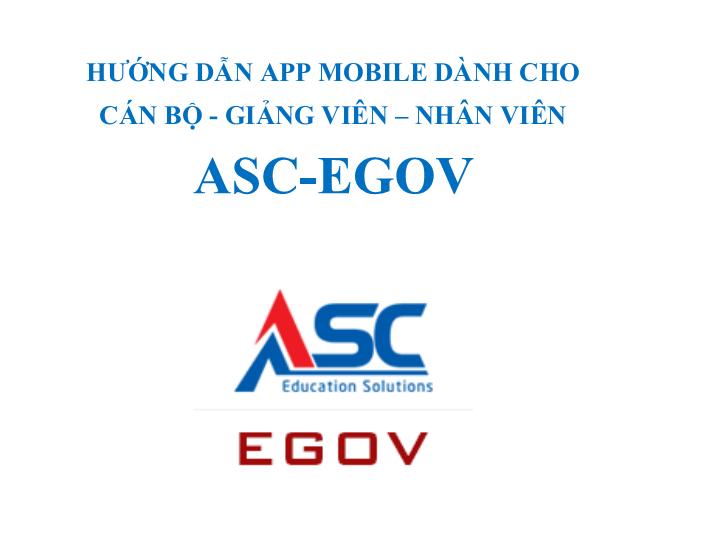 Tập huấn bồi dưỡng kỹ năng ứng dụng phần mềm Egov trong công tác quản lý giáo dục tại trường IETC