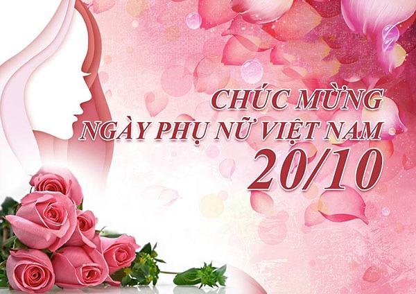 Gặp mặt nữ cán bộ Nhà trường nhân Kỷ niệm 91 năm ngày thành lập Hội Liên hiệp Phụ nữ Việt Nam 20/10